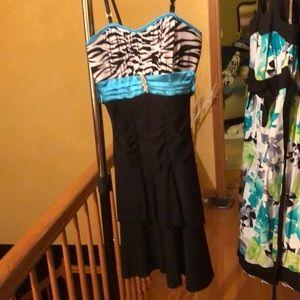 Dress fancy by Taboo Junior size Large